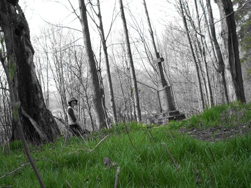 czwarty wymiar - cmentarz, którego nie ma