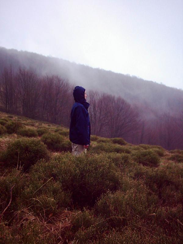 na szlaku ludzi z mgły