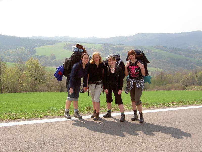 w drodze na Slowacje