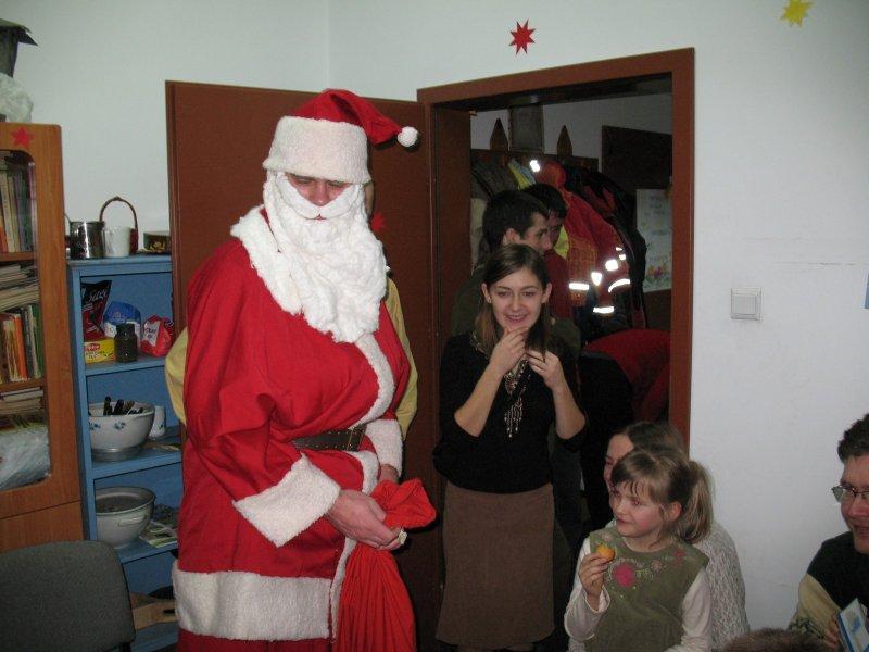 Pożegnanie z Mikołajem