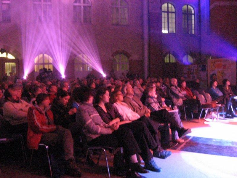 Wspaniała publiczność