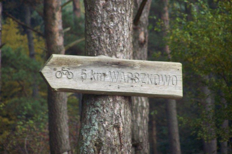 65 km Wejherowo -  Nowa Wieś Lęborska