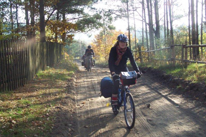 na drodze Orle - Warszkowo