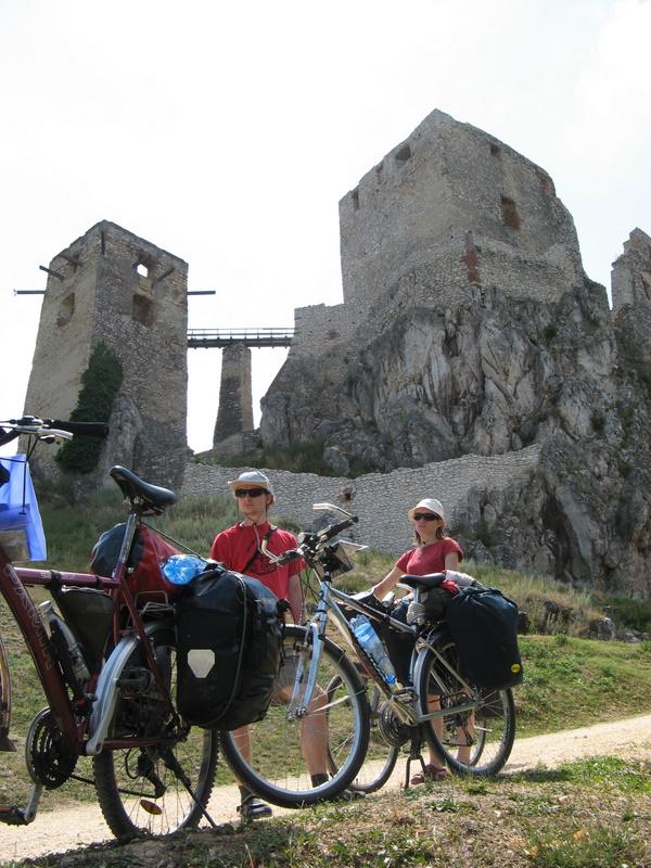 Zamek w Csesnek