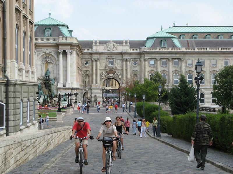 Budapeszt, Góra Zamkowa