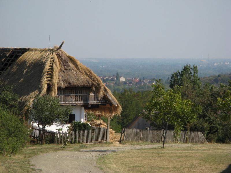 Skansen w Szentendre