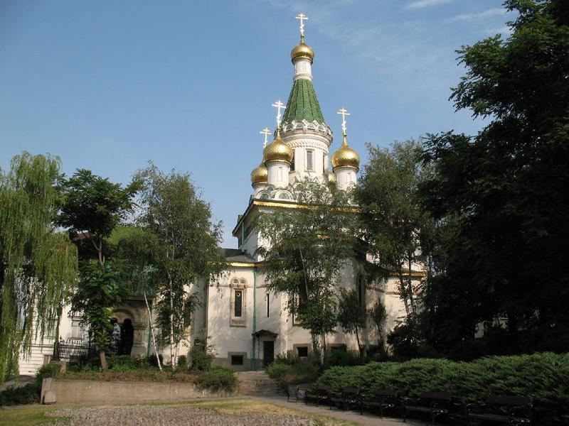 Cerkiew św.Mikołaja.