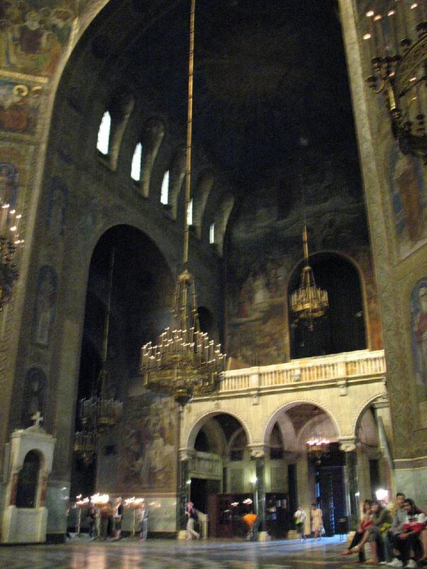 Cerkiew Aleksandra Newskiego.