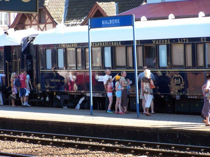 nasz Orient Express