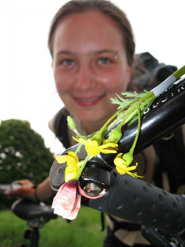 kwiatałki dla pkp-ekipy