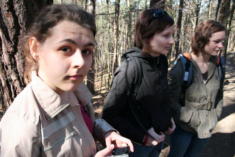 Magda, Beata i Kasia - Zdj. Ania Białecka