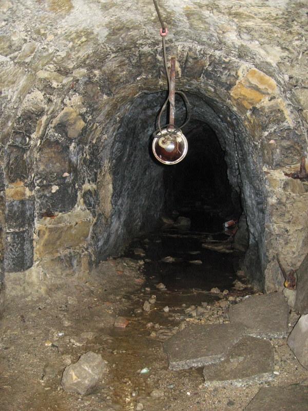 korytarz odwadniający