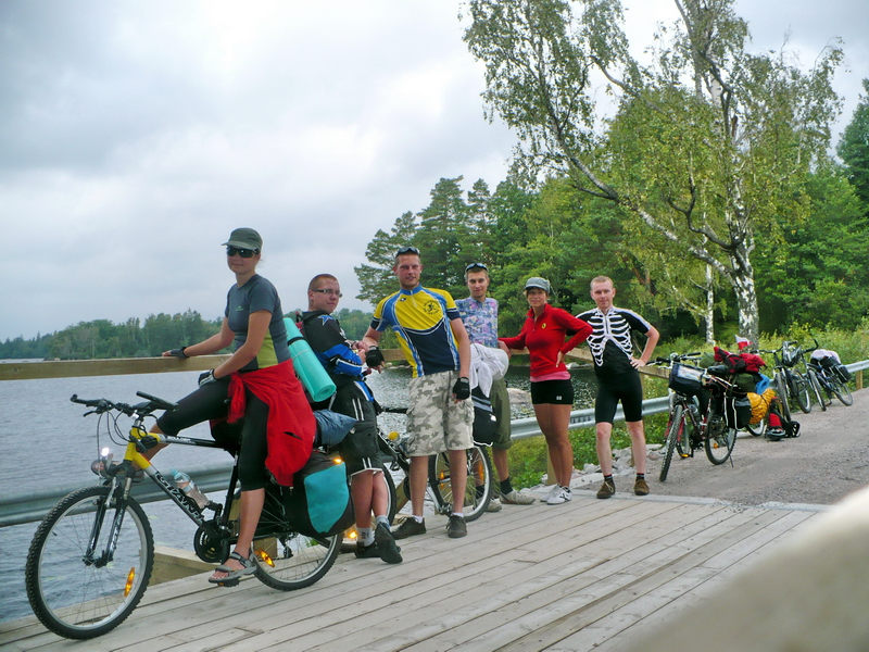 Ekipa rowerowa