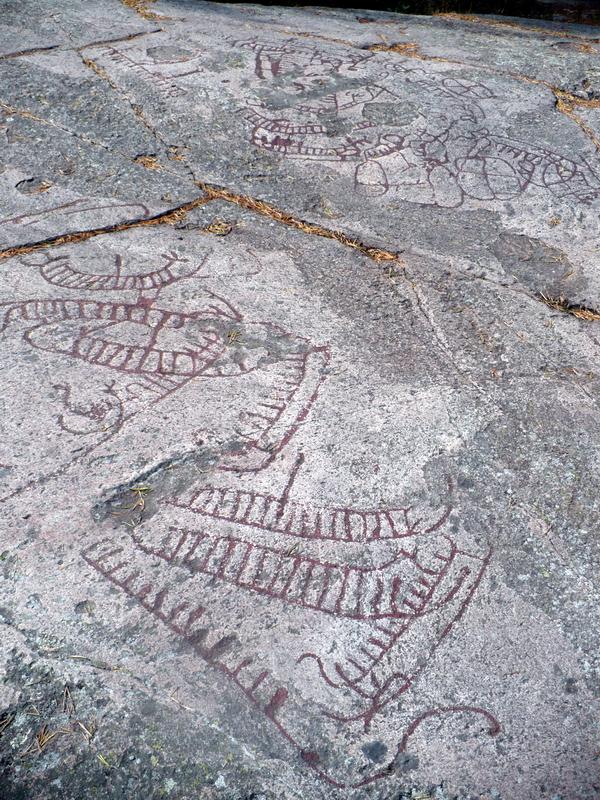 malunki Wikingów