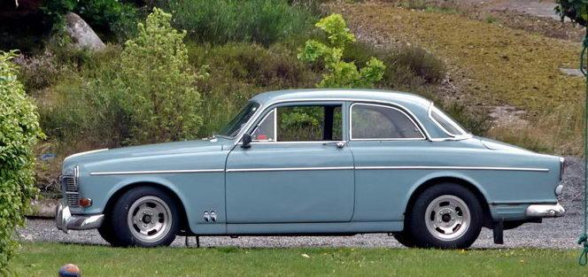 Szwedzi kochają stare samochody