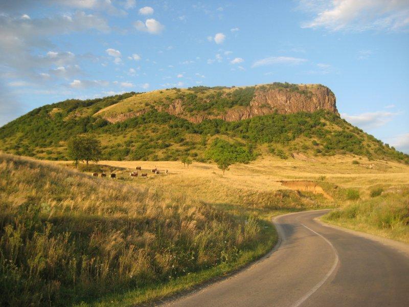 Rumuńskich krajobrazów ciąg dalszy