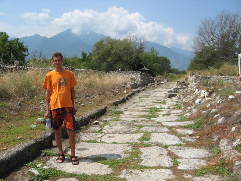 Dion, czyli zadeptywanie starożytnych dróg