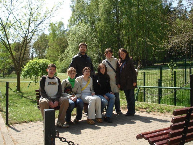 Początkowy skład grupy :-)