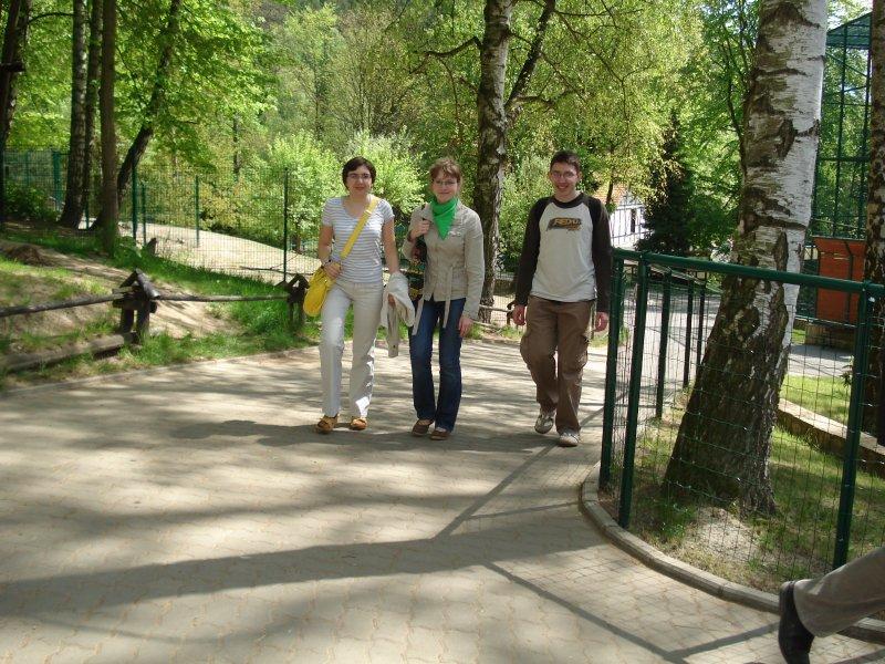 Monika, Agata i Michał :-) :-) :-)