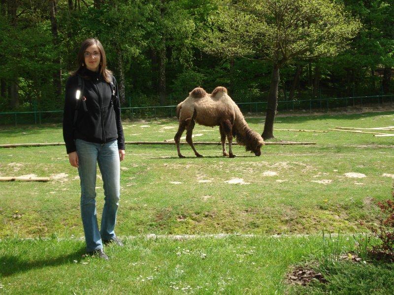 Ania i wielbłądek zdj. 2
