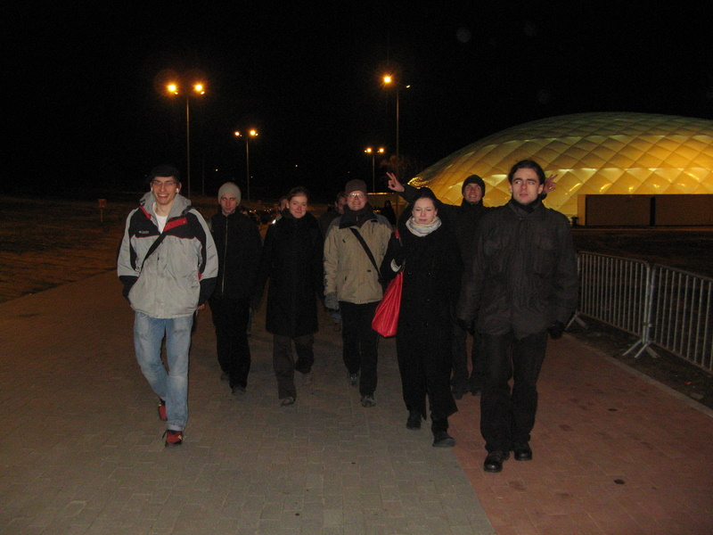 Prawie jak Baltic Arena ;]
