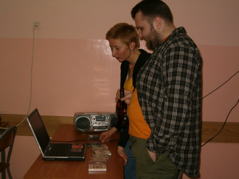 laptop- komputer turystyczny