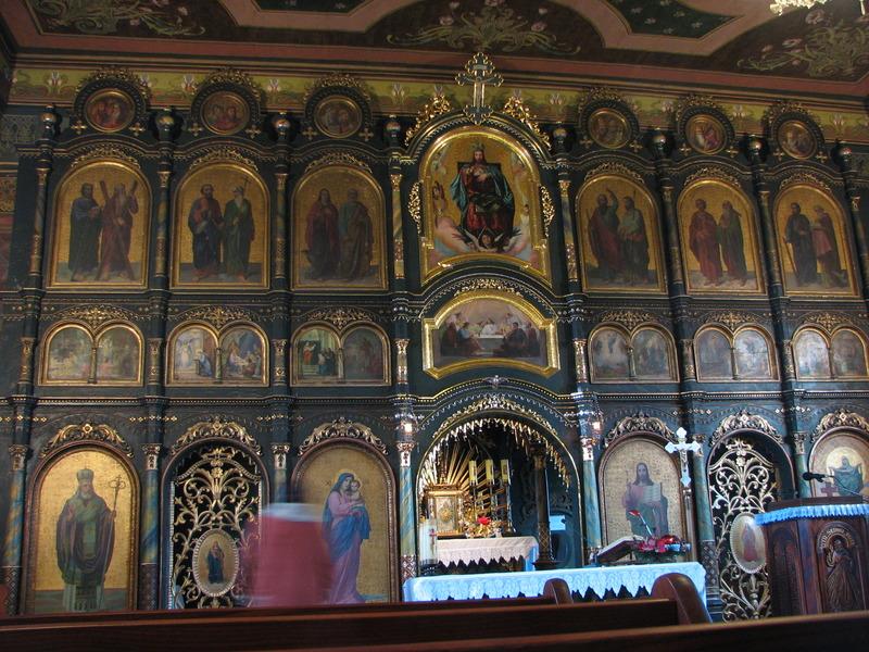 Kościół w Maciejowej
