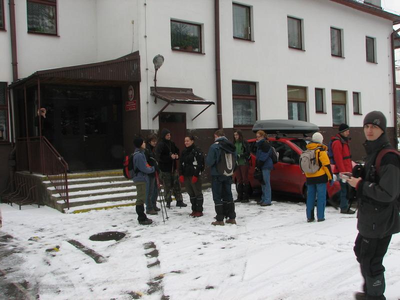 Szkoła w Maciejowej