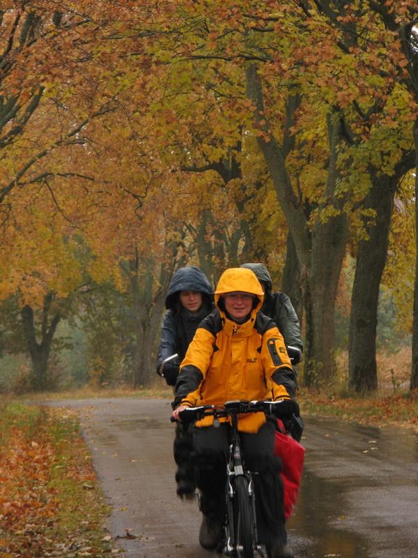 jesień życia! :)