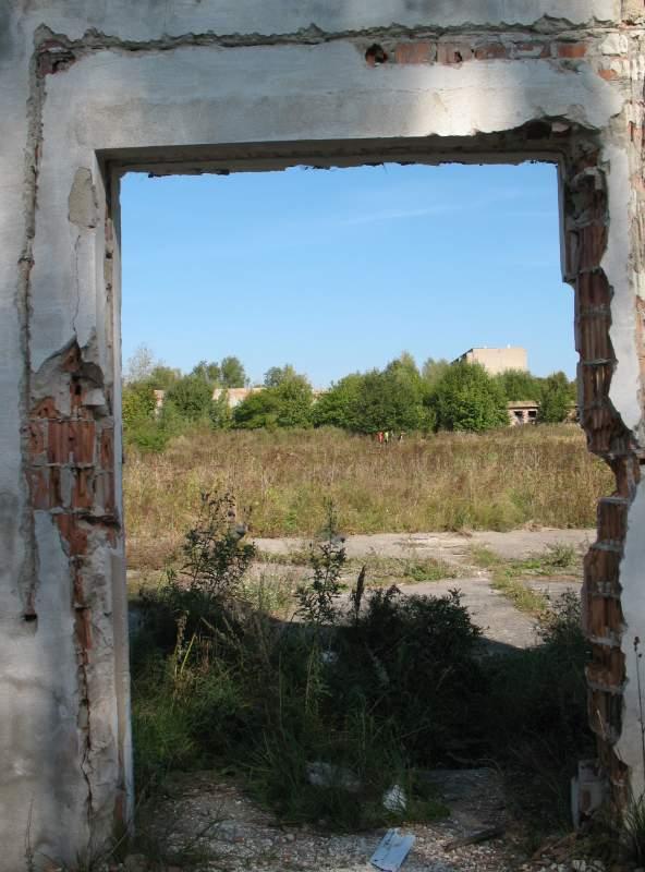 Panorama Kłomina