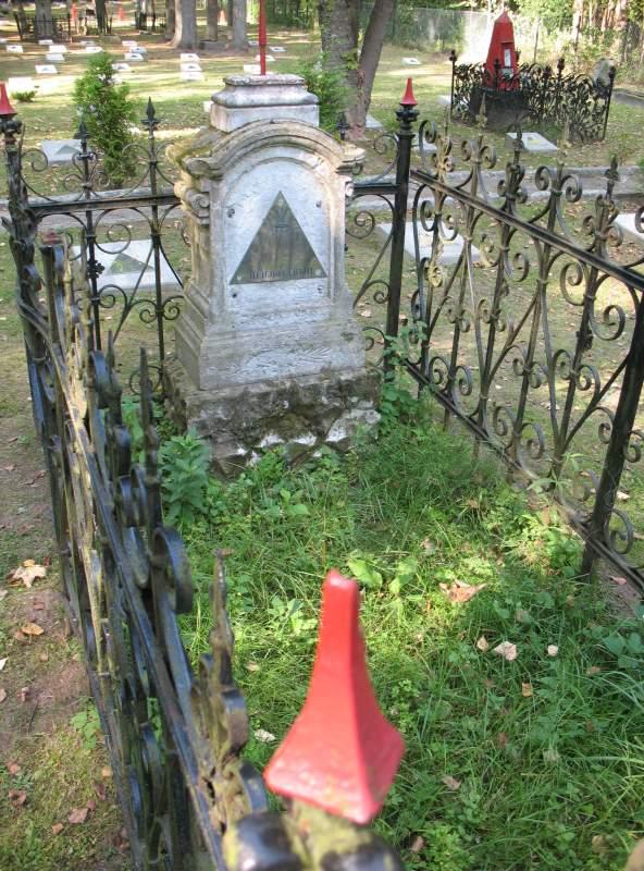 Cmentarz radziecki pod Bornem