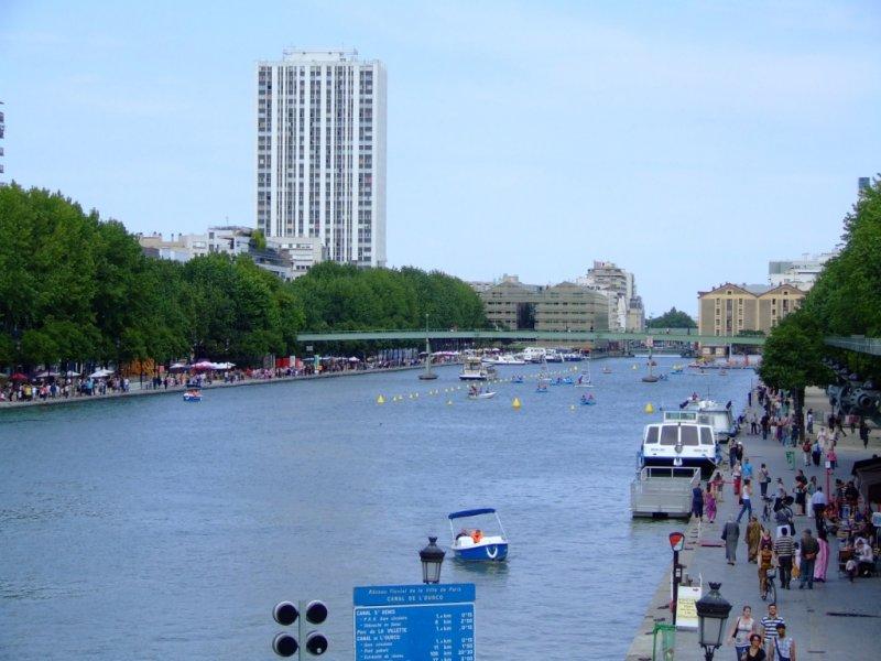 Rowerem przez Paryż