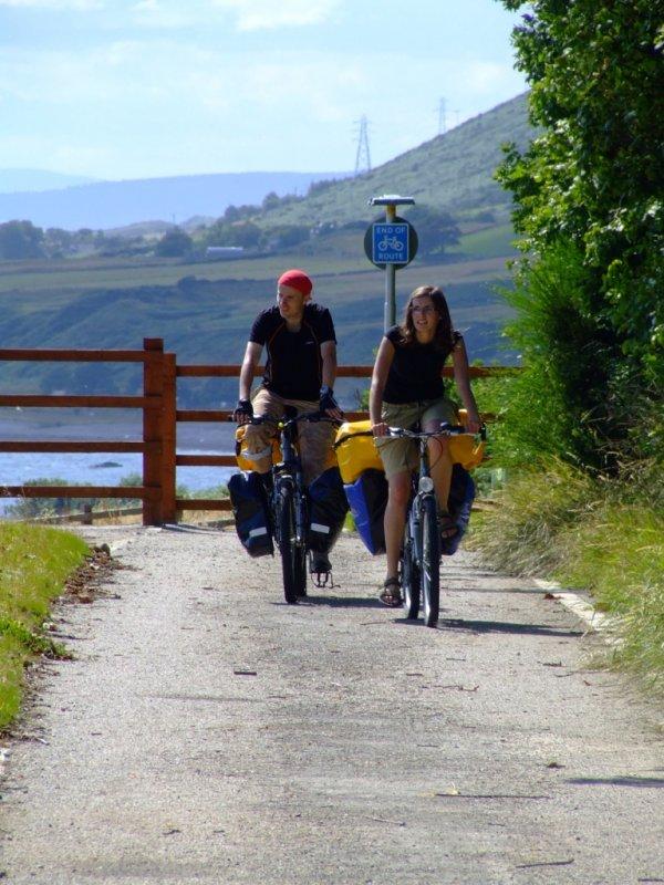 W drodze do Dunbeath Castle