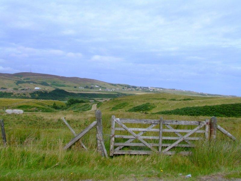 Szkockie widoczki