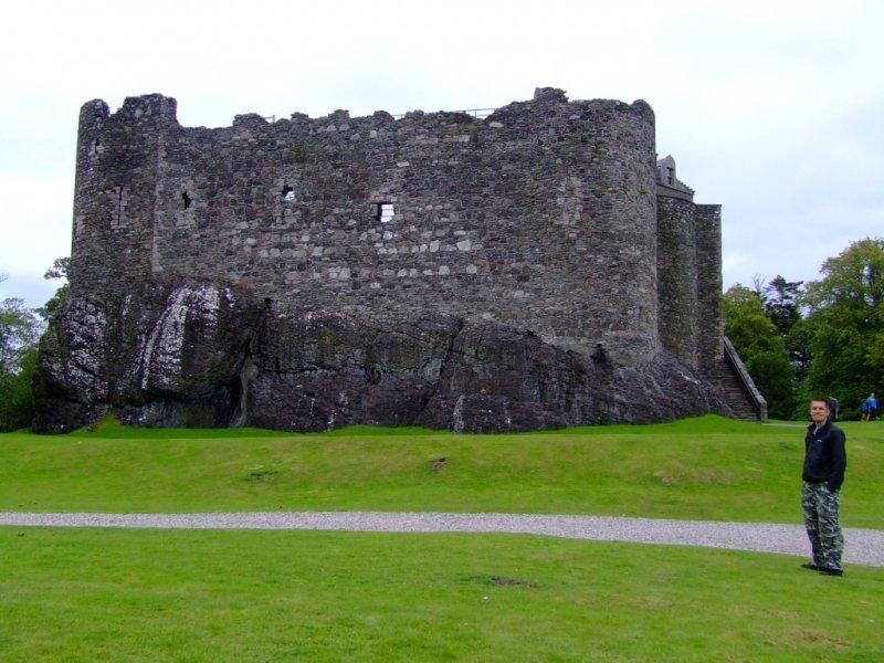 Castle Dunastaffnage