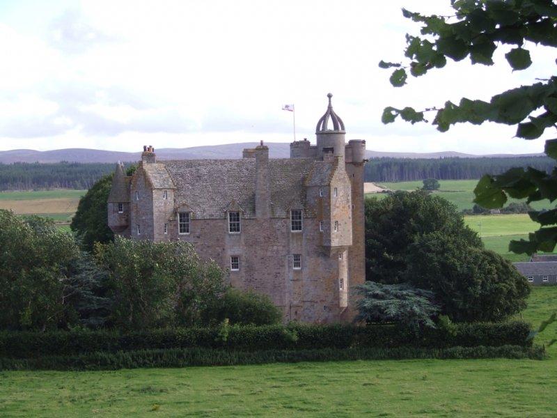 Ostatni - 55 zamek odwiedzony podczas wyprawy