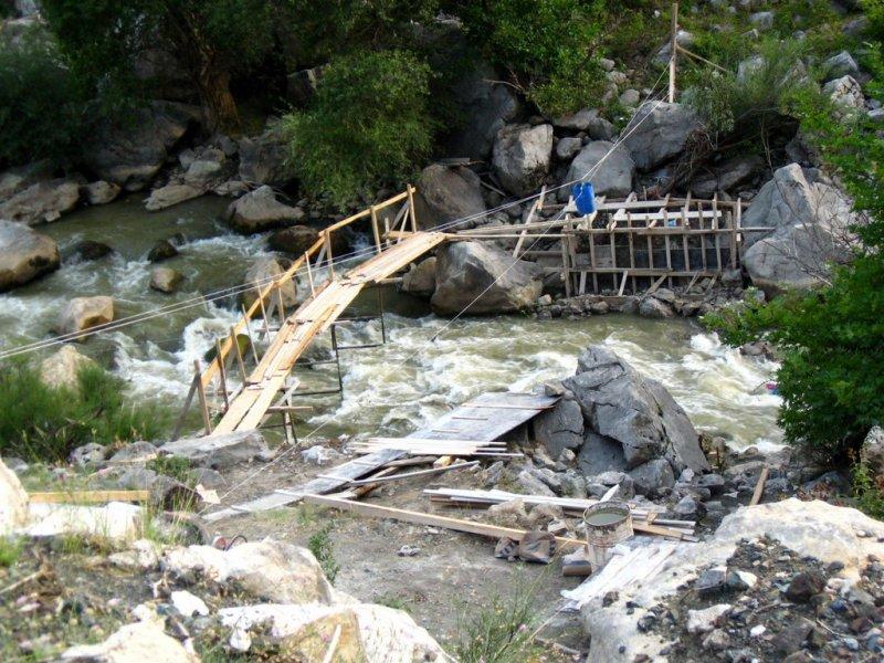 Rzeka Devollit