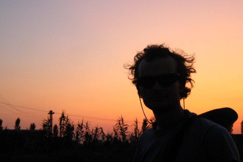 Słońce Basi w Albanii