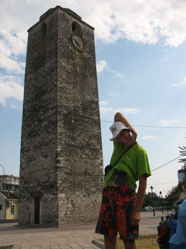 Głupia mina :) (Podgorica)