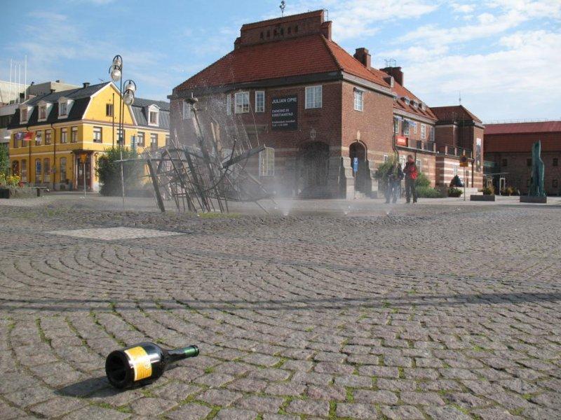 A teraz jeszcze raz: Kristianstad, Szwecja