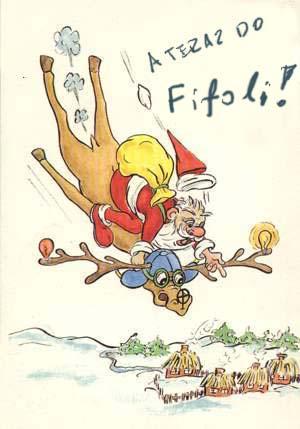 Wesołych Świąt FIFOLE