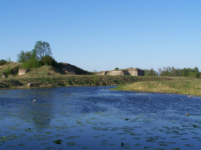 Osowiec - Fort Zarzeczny