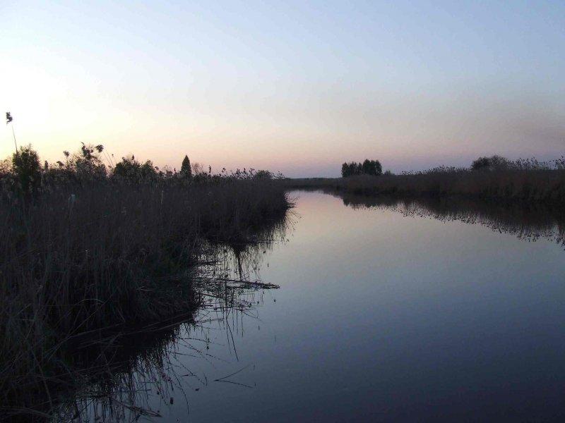 niebo w rzece