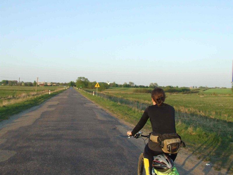 droga do Goniądza