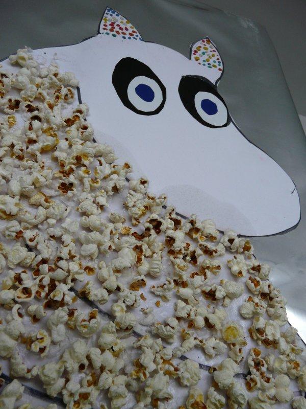 W Dolinie Muminków z popcornu