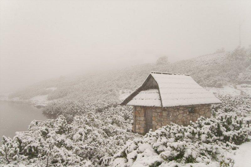 Wyłączyli nagrzewnicę doliny i lipa... tzn. śnieg.