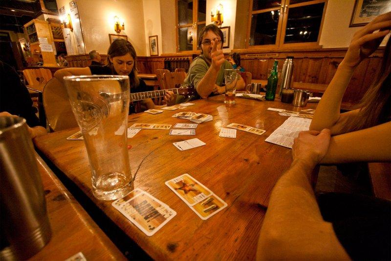 Rozrywki przy stole 2